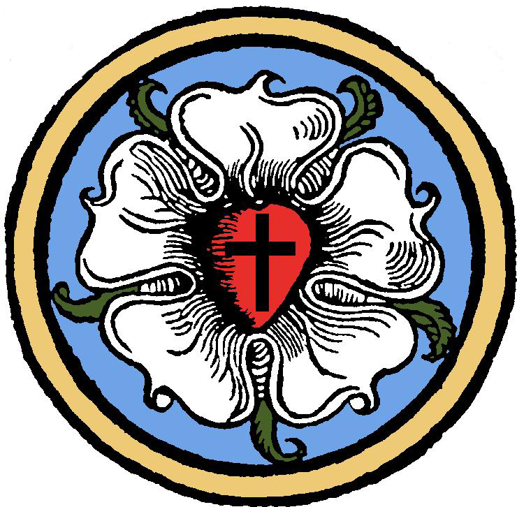 The Luther Seal: Summary of the Gospel - Lutheran Reformation
