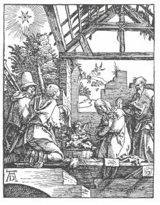 Durer - Nativity