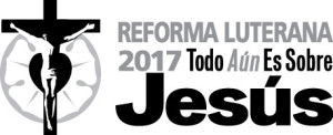 Reformation 2017 - Horizontal Grayscale Logo (Spanish Translated)