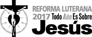 Reformation 2017 - Horizontal Grayscale Logo (Spanish Translated)