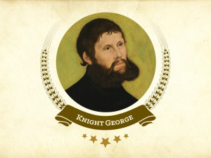 Faces of the Reformation - Knight George