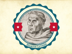 Faces of the Reformation - Martin Luther