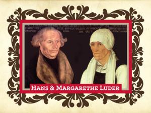 Hans & Margarethe Luder
