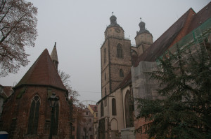 St Mary's Wittenberg