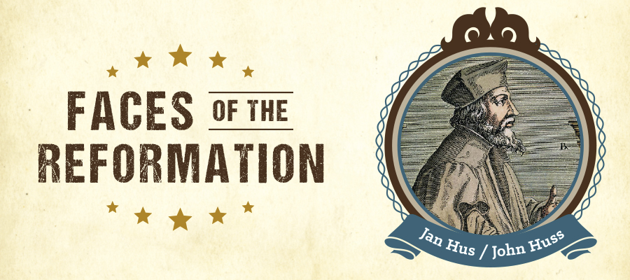 John Huss - Faces of the Reformation
