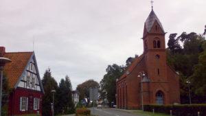 Lithuanian Lutheran Church Building