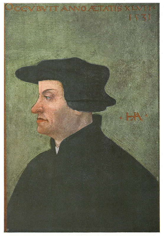 ulrich zwingli View ulrich zwingli research papers on academiaedu for free.