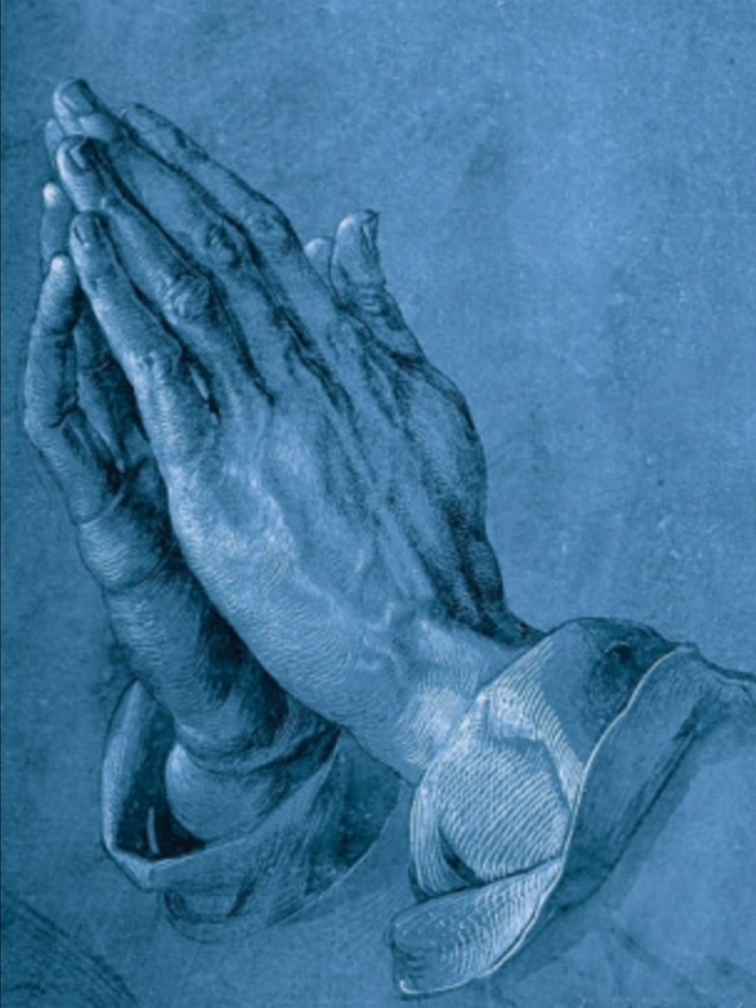 Durers Praying Hands