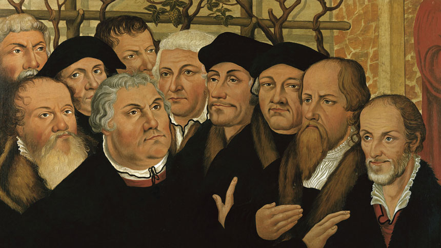 an introduction to the history of martin luther and the reformation A brief introduction to martin luther  martin luther started a reformation movement that revolutionized europe and the history of the christian faith.