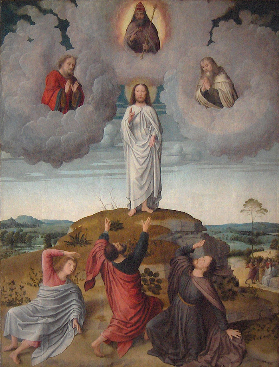 Luther on the Transfiguration - Lutheran Reformation
