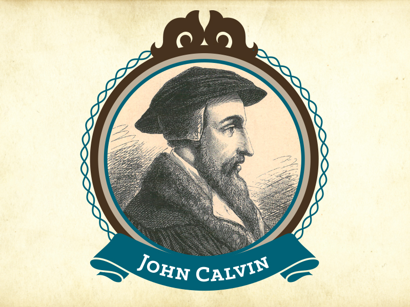 john calvin father of the reformed