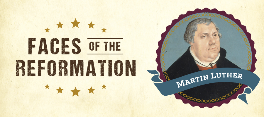 Faces of the Reformation: Martin Luther Later Years