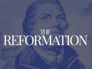 The Reformation - An Interactive Timeline